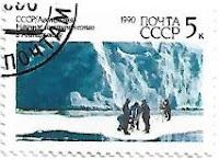 Selo Pesquisa na Antártica