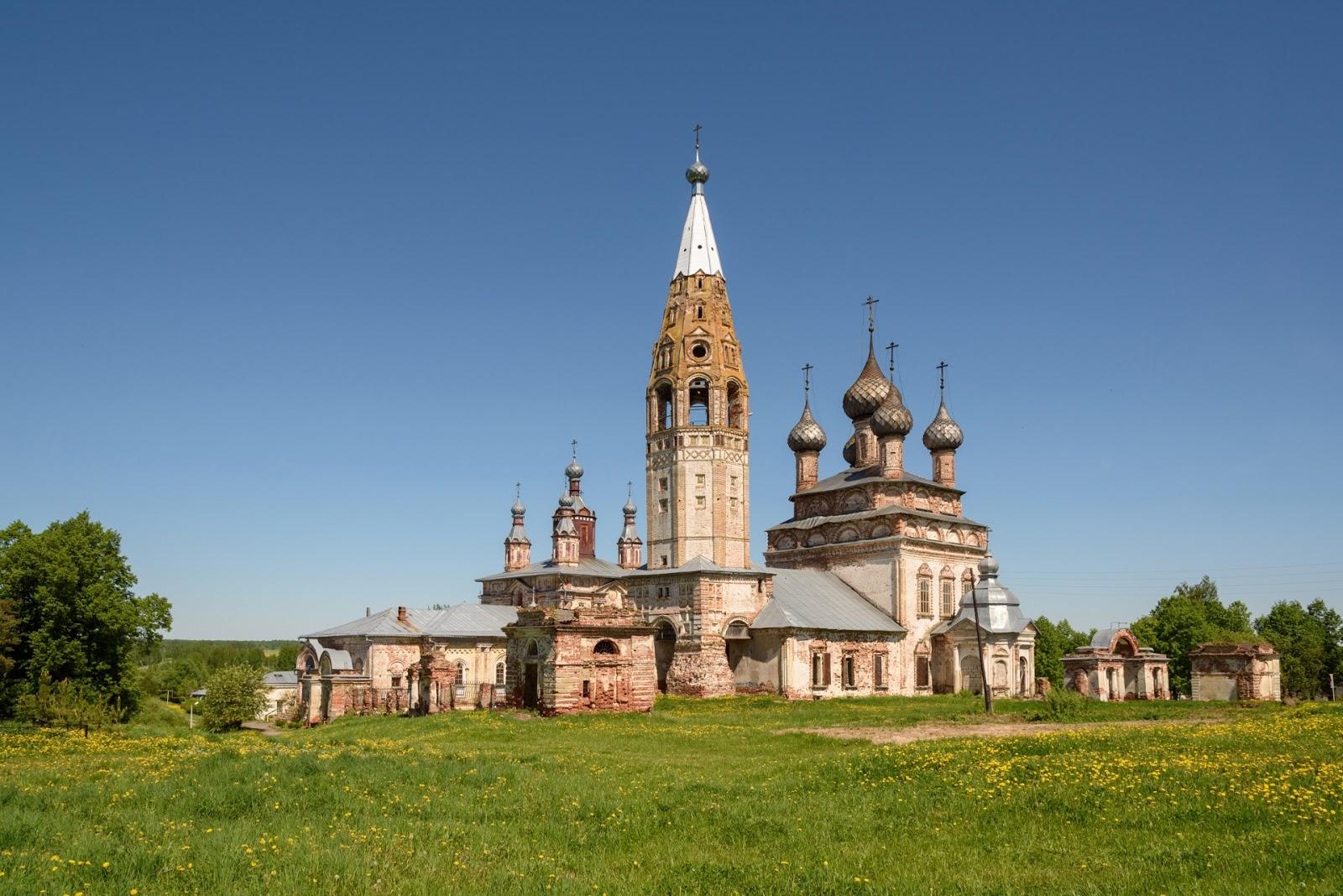Фотографии села Парское Родниковского района