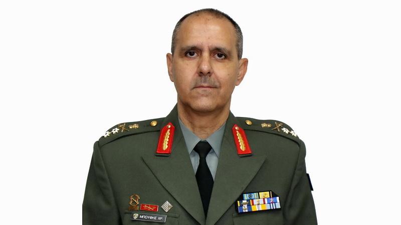 Ανέλαβε καθήκοντα ο νέος Διοικητής της 12ης Μεραρχίας Πεζικού Υποστράτηγος Χρήστος Μπούφης