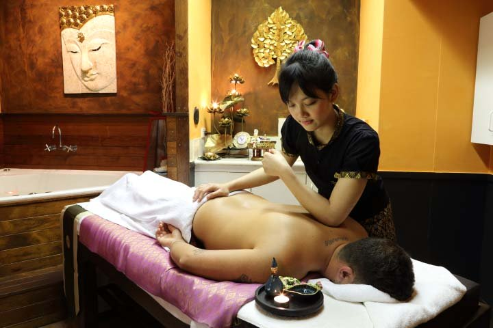 Full Body Massage Bangkok