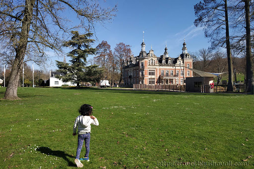 Belgian Fairytale Castles Huizingen Castle