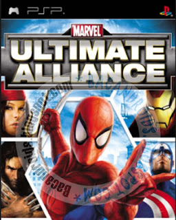 Download Marvel Ultimate Alliance ISO CSO For PPSSPP
