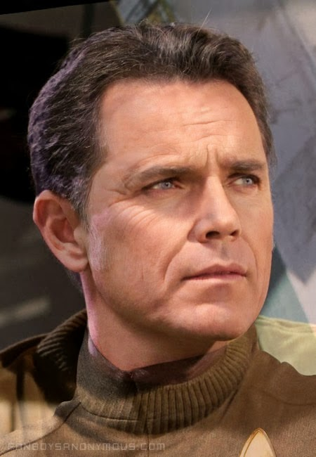 Who is the better Captain Pike Bruce Greenwood or Jeffrey Hunter?