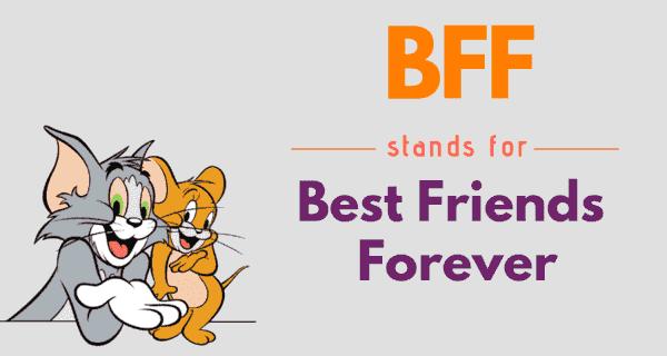 BFF Full Form in hindi
