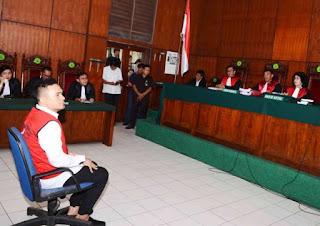 Saiful jamil terjerat korupsi