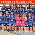 Joguinhos: Vôlei feminino de Jundiaí vence na estreia e se classifica
