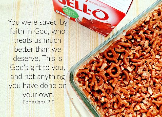 Devotional on God's Saving Grace