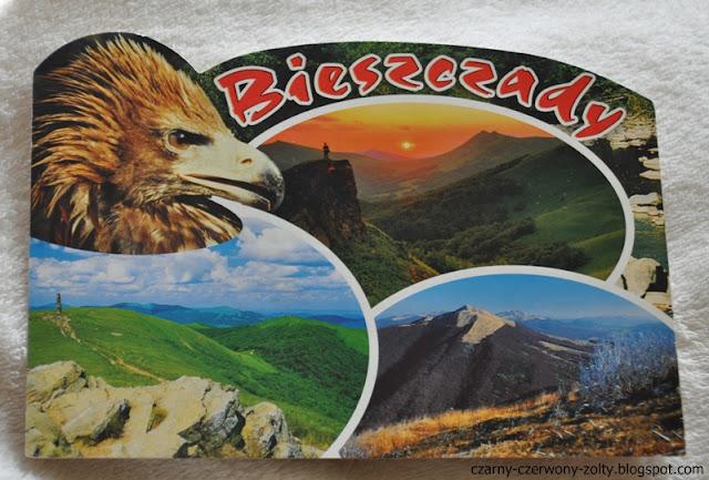 Bieszczady- niesamowite widoki Polskich gór. POCZTÓWKA