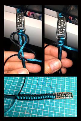 Continuación-nudos-pulsera-bicolor-macramé-Ideadoamano