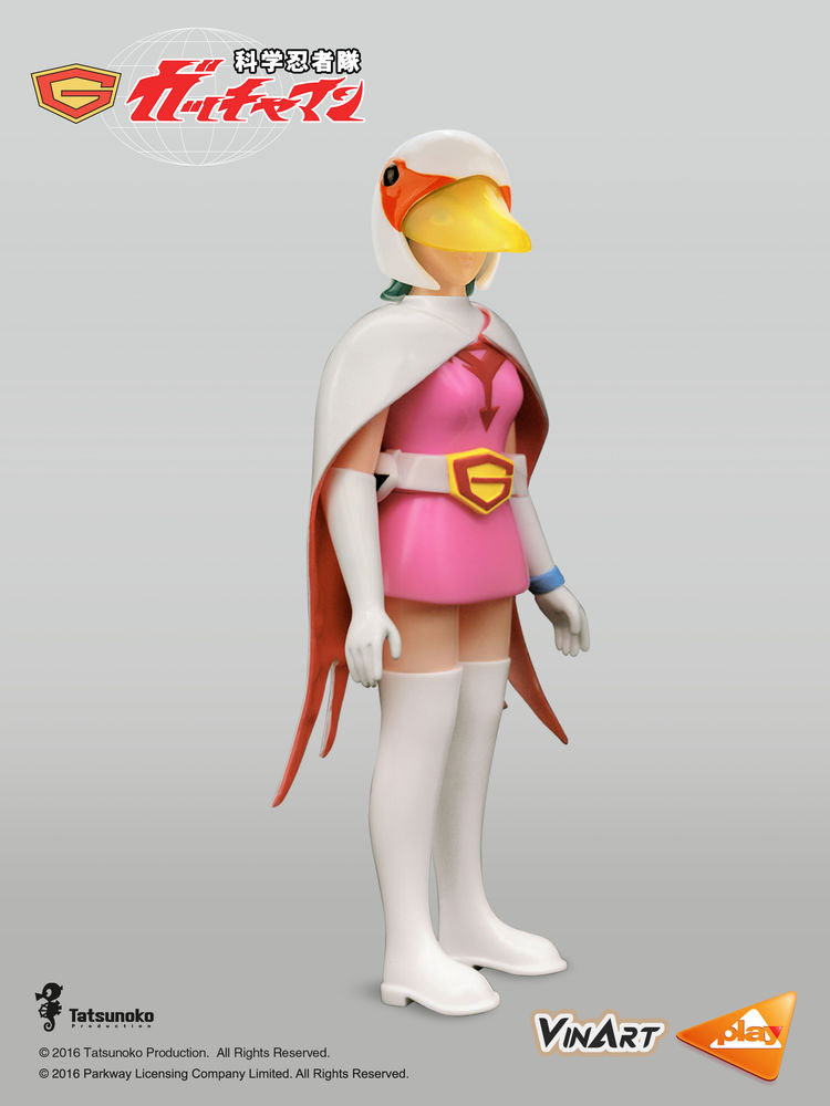 G Force By Play On Pre Order Now Gatchaman