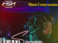 AUDIO | Moni Centrozone – Hatupo Serious | Download new MP3