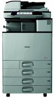 Ricoh MP C3003ZSP Printer Driver Download