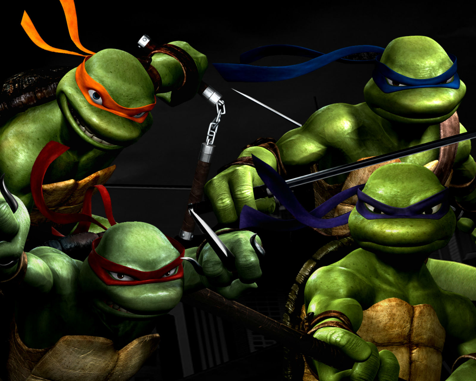 Teenage Mutant Ninja Turtles HD Wallpapers | Desktop Wallpapers