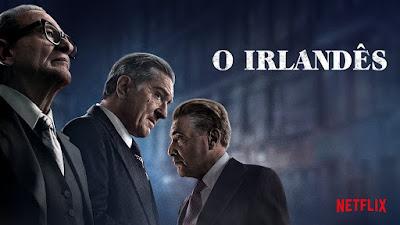 Trailer Final Para O Irlandês da Netflix e Martin Scorsese