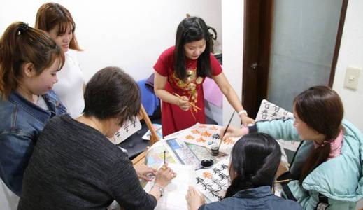 越南新娘苦學中文推免費課程協助越配姊妹融入台灣生活