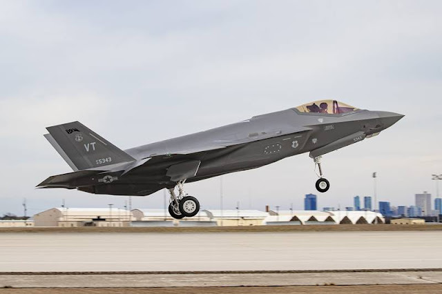 Lockheed Martin delivers 500th F-35