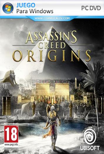 Assassins Creed Origins PC Full Español