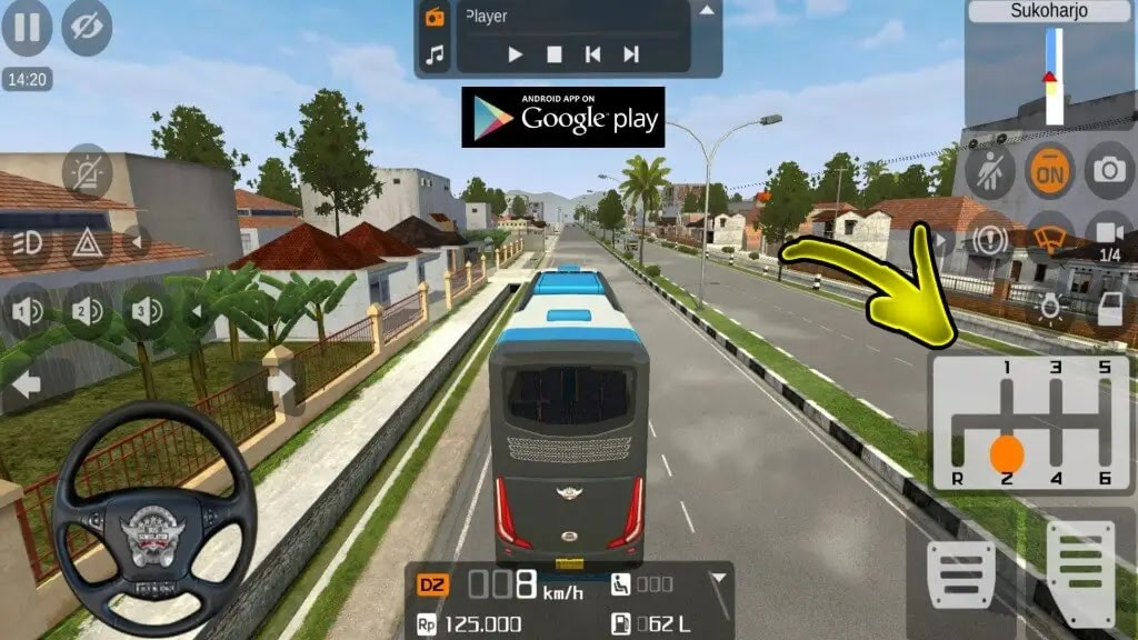driving bus games