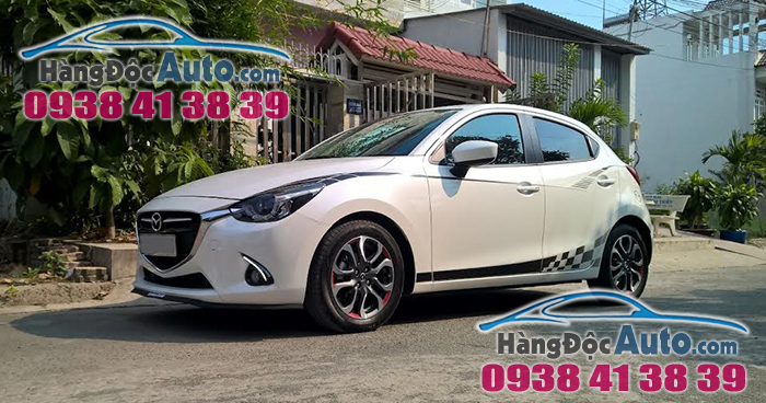 day cao su, mieng cao su, do gam, bao ve gam, mieng dan bao ve gam, mieng dan do gam, day cao su do gam, day cao su bao ve gam, ezlip, samurai, plasticdip, Mazda 2 All New Hatchback gan day do gam