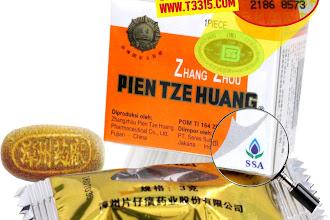 Tips Menghindari Obat Liver Pien Tze Huang Palsu