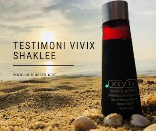 Testimoni Vivix Shaklee Untuk Kencing Manis, Tiroid, Cyst