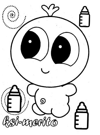 cositas entretenidas y faciles de hacer: dibujos de ksi