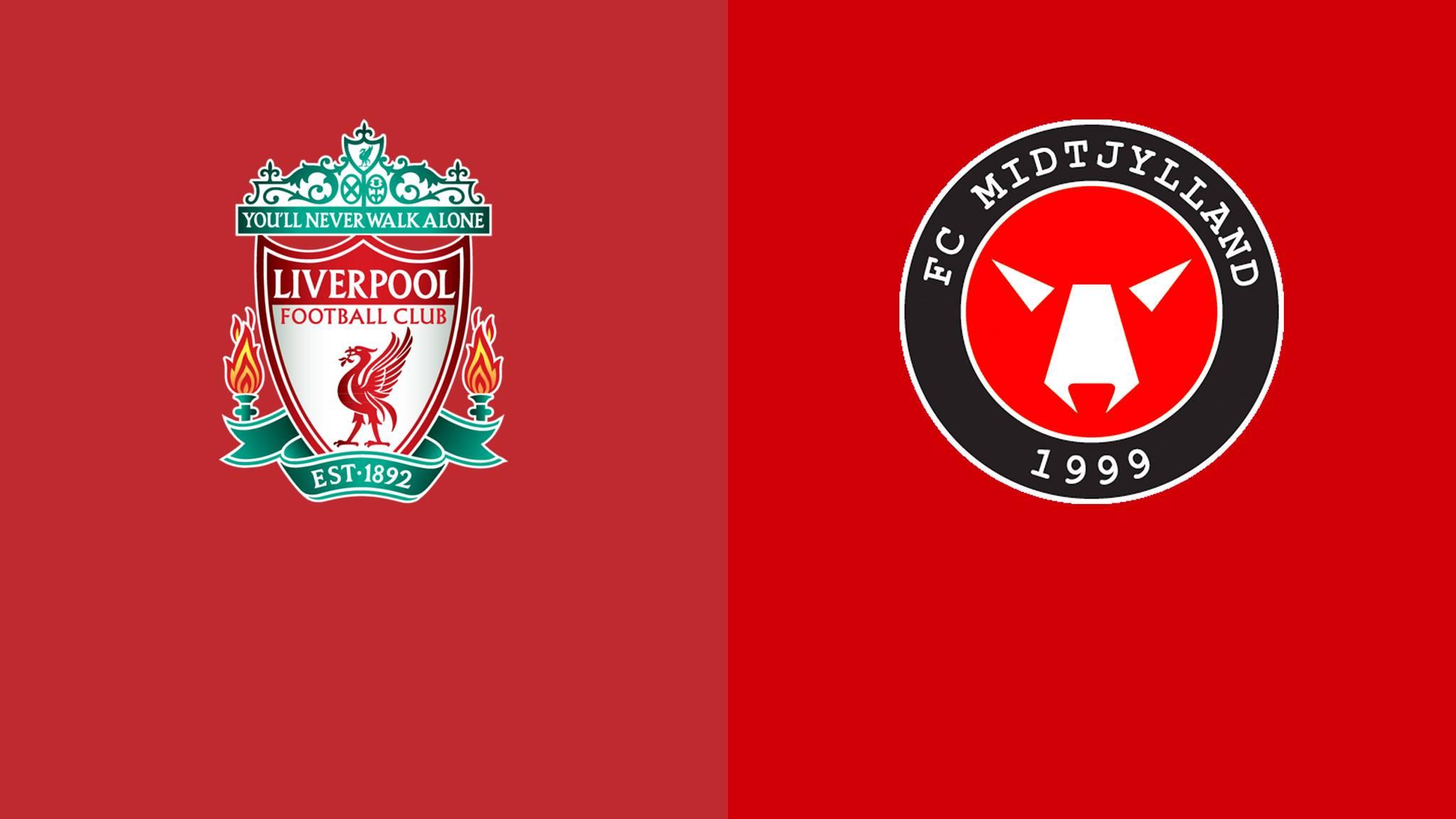 يلا شوت مباراة ليفربول ومتيولاند مباشر 27-10-2020 والقنوات الناقلة ضمن دوري أبطال أوروبا