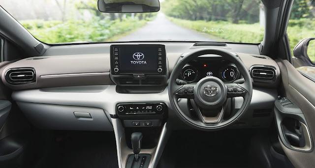 Novo Toyota Yaris para países ricos apresentado em Tóquio