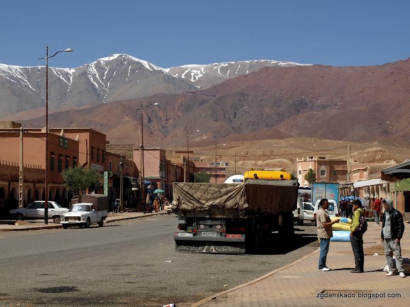 Z Ouarzazate do Marrakeszu