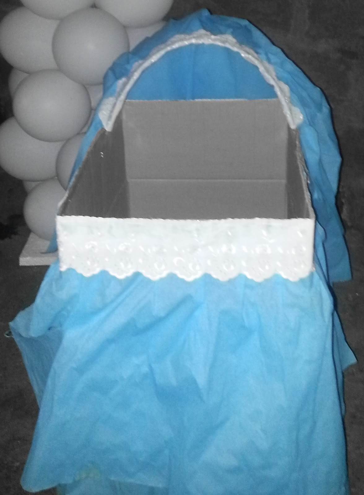 Cuna Para Regalos De Baby Shower Nino.Como Decorar Cuna Para Regalos De Baby Shower Imagui