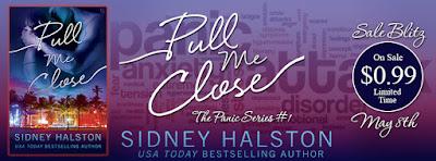 Sales Blitz:  Pull Me Close – Sidney Halston