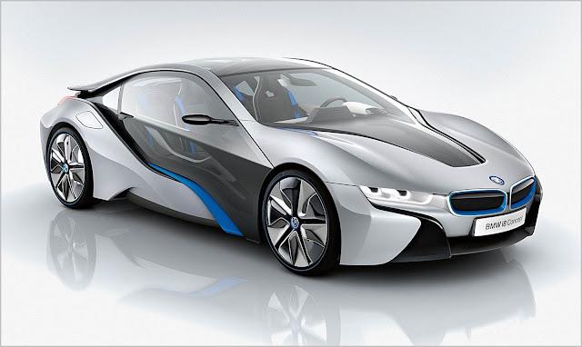 2016 BMW I9 Hybrid