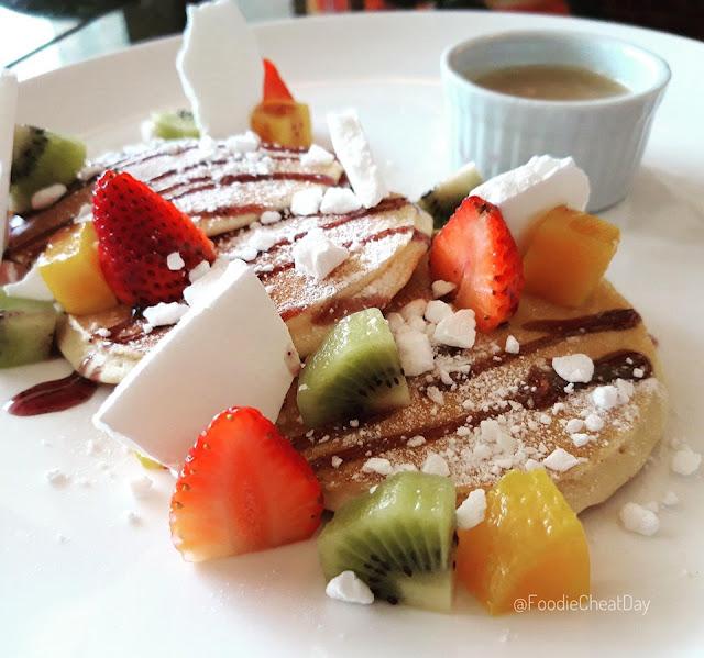 Pavlova Pancake
