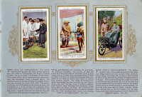 Cigarette Cards: Reign of King George V 1910-1935 31-33