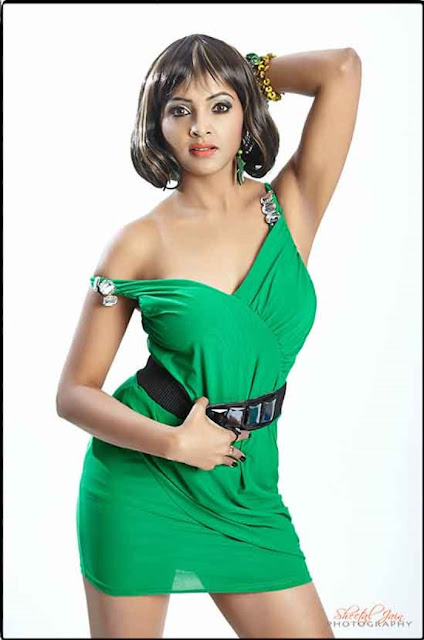 Sanchita Padukone photo shoot