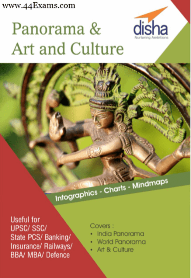 Panorama-Art-and-Culture-by-Disha-Publication-For-All-Competitive-Exam-PDF-Book