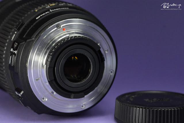 Sigma DC 18-200mm f/3.5-6.3 OS HSM (Ø=72mm)