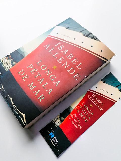 Novo livro de Isabel Allende