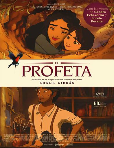 Ver El profeta (The Prophet) (2014) Online
