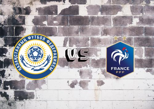 Kazajistán vs Francia  Resumen y Partido Completo