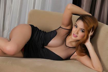 Alyssia Ramania Hot Galeri FaceMagz Bikin Cenut Cenut