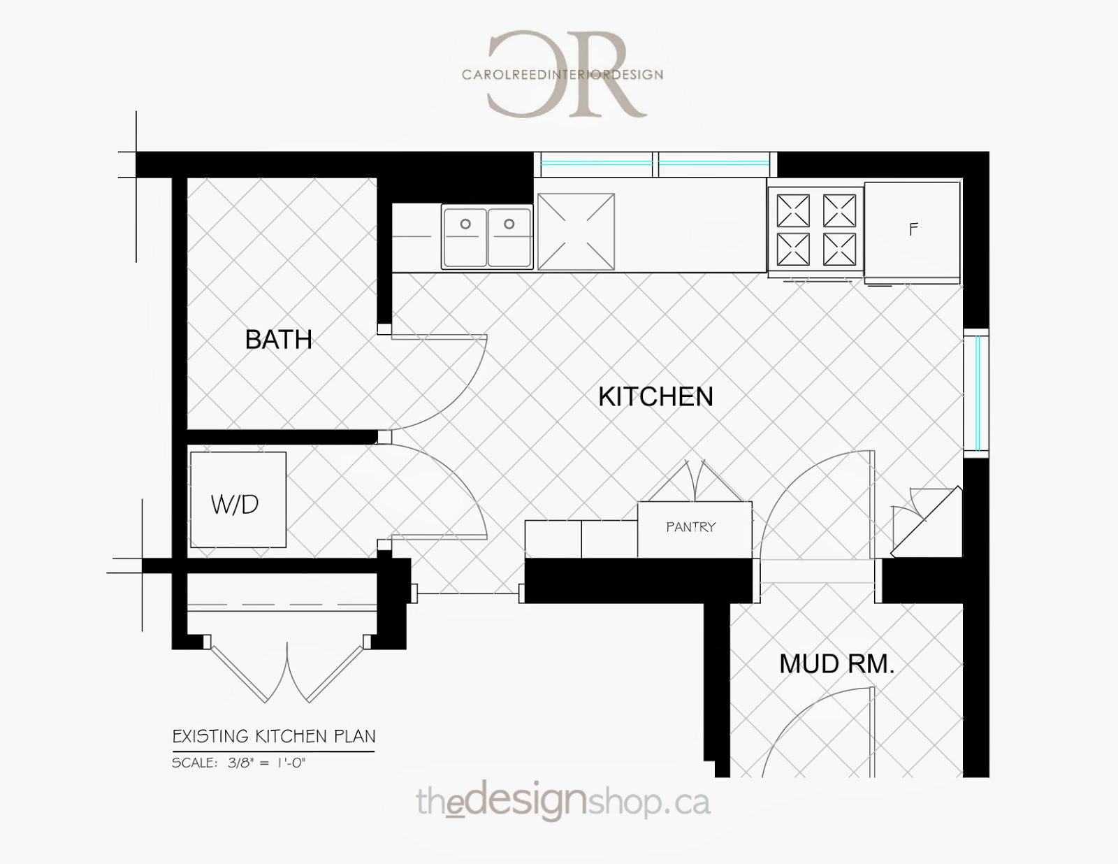 CREED: The Art Of Planning: Karen's Kitchen