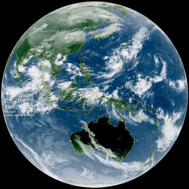 Bangkit Kembali Bumiku, Oleh Arta Mevia Aprianing