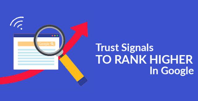 Google TrustRank Top Google