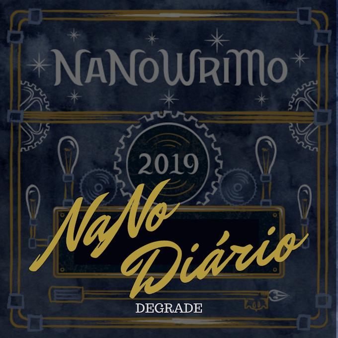 Diário NaNo 2019