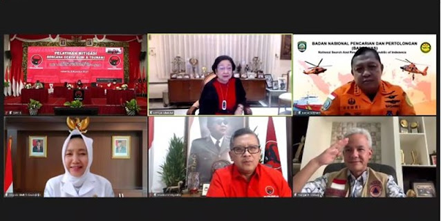 Ganjar Pranowo Kena Omel Megawati: Nanti Kalau Ada Rob Nangis...