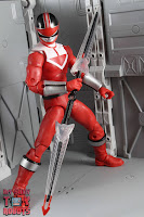 Power Rangers Lightning Collection Time Force Red Ranger 30