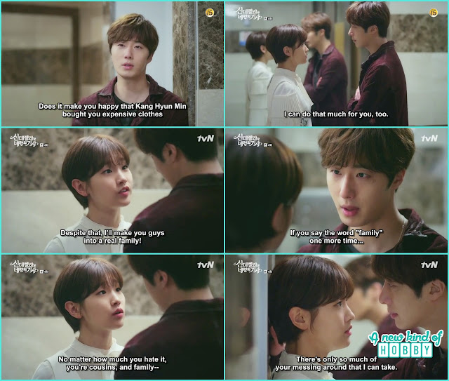 ji woon threat ha won not to mess around  - Cinderella and Four Knights - Episode 4 Review