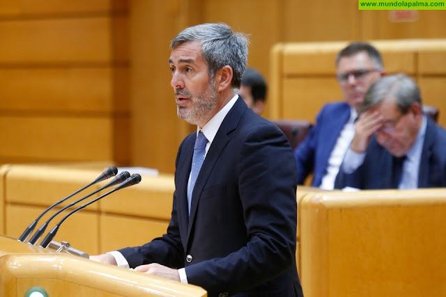 CC-PNC reclama la comparecencia de la ministra de Exteriores en el Senado para que informe sobre la decisión de Marruecos