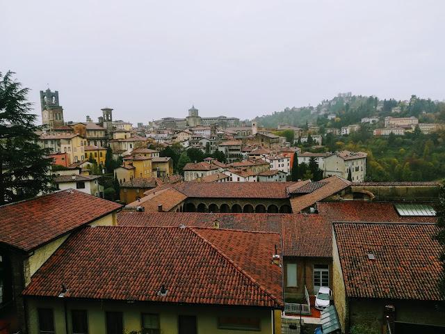 Bergamo - Stare miasto (Citta Alta)